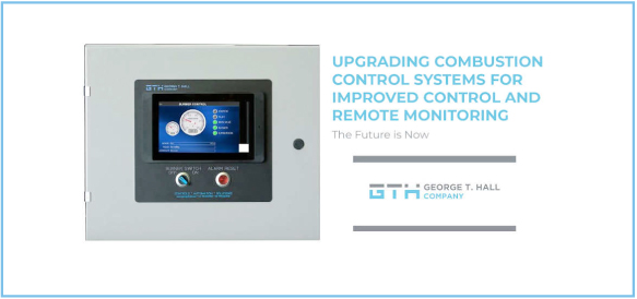 Upgrading Combustion Control Systems For Improved Control And Remote Monitoring